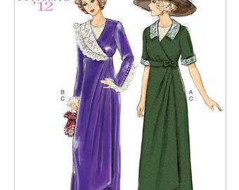 Vintage by B6093 retro Butterick sewing pattern