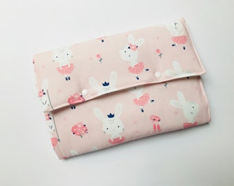 Bunny Travel Changing Table
