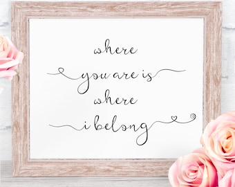 Where Are You Going - Where You Are Is Where I Belong - Dave Matthews Band Lyrics - Digital Download