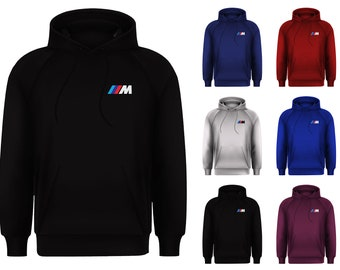 e12eb30936d Mens BMW Beamer Msport M Power Race Day Competition Motorsport Pullover  Hoodie Jumper Top