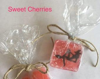 Sweet Cherries Diamond Cloaking Soap