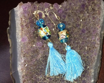 Tassel Easy Breezy Earrings