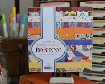 Bo Bunny 6x6 Carnival Collection