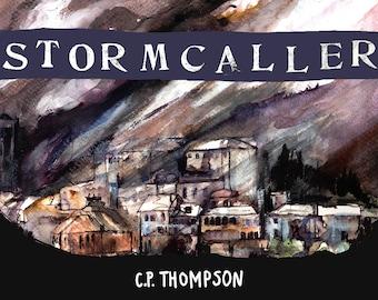 STORMCALLER GRAPHIC NOVEL - C.P Thompson