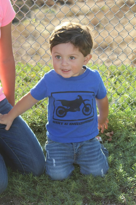 Boys Dirtbike Tee