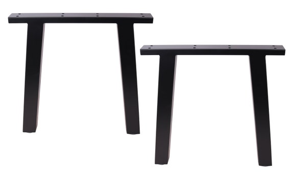 Miraculous 2X18 High Quality Dining Bench Legs Vintage Steel Table Legs Coffee Table Legs Computer Desk Legs Industrial Kitchen Table Legs Black Andrewgaddart Wooden Chair Designs For Living Room Andrewgaddartcom