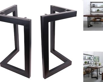 Metal table legs Etsy