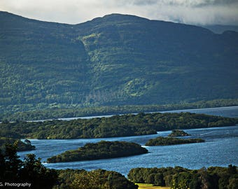 Macgillycuddy's Reeks and Lake