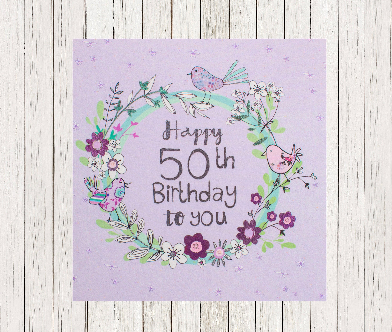 Personalised Handmade Birthday Card G33 30th//40th//50th//60th//65th//70th//75th
