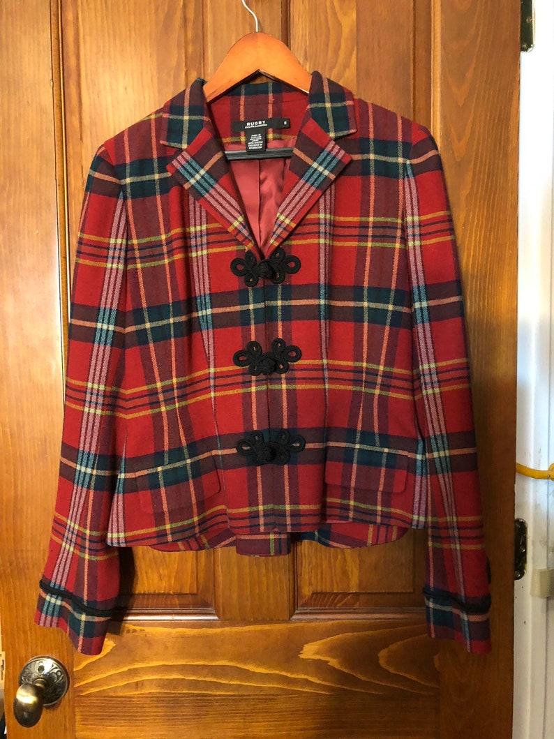 cab184cf3 Ralph Lauren Wool Rugby Jacket Women s 8