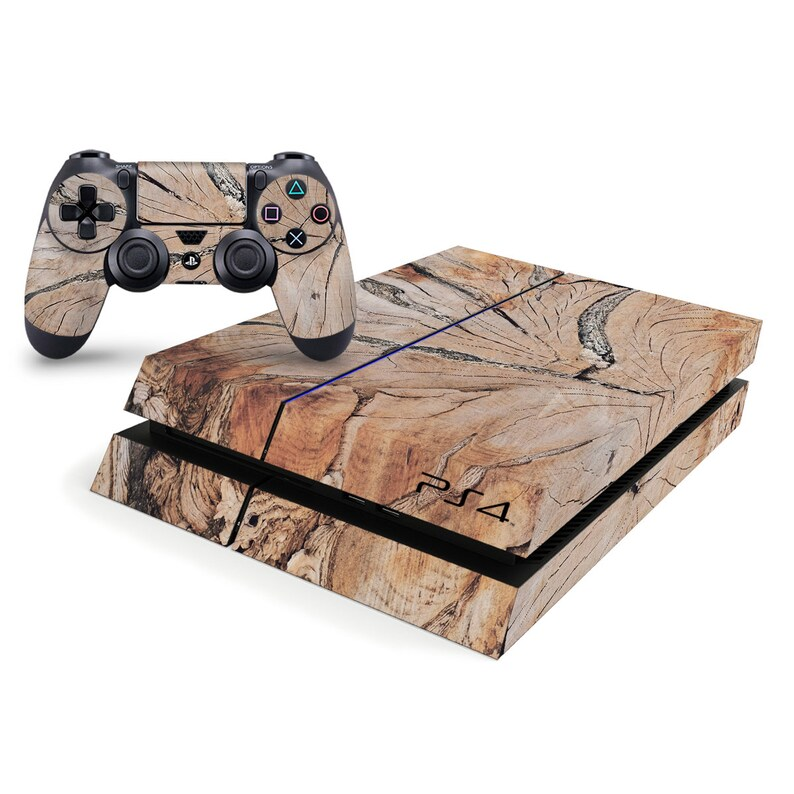 00fbb31595a2a Wood Tree PS4 Skin | Playstation 4 Wood Texture | Natural Texture | Tree  Decal | Wood Pattern Skin Wrap