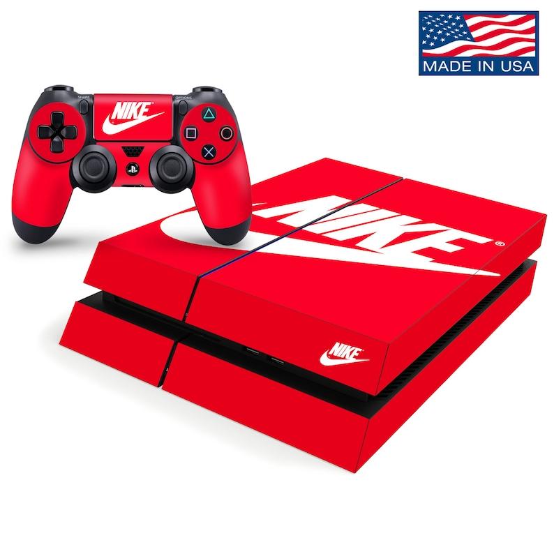 e77dab2676a1 Nike sneaker box PS4 Playstation 4 Skin Vinyl Decal Sticker