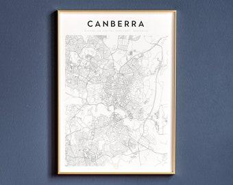 Canberra | Etsy