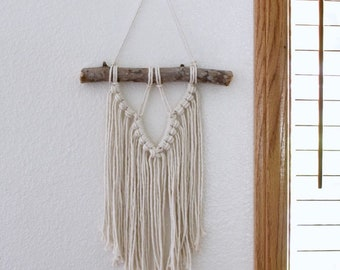 Mini Macrame Wall Hangings