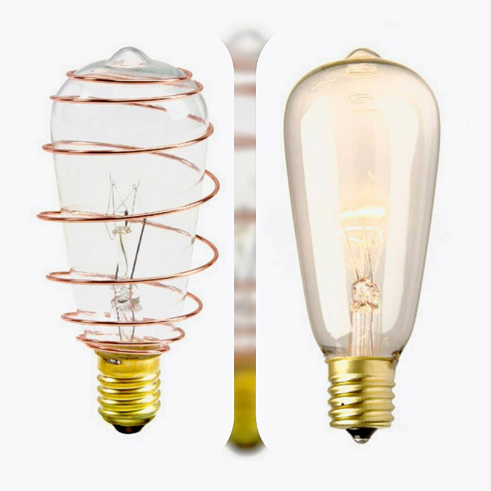 E12 edison bulb replacement bulbs for string lights indoor outdoor light bulbs industrial lighting hanging light