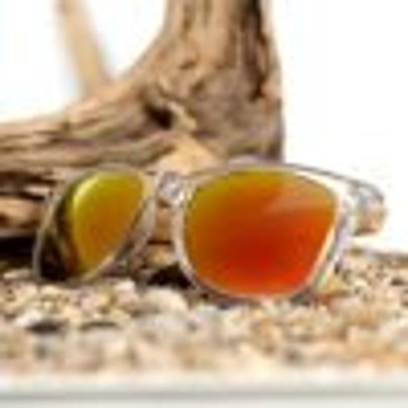 CRYSTAL – Polarized Bamboo Sunglasses