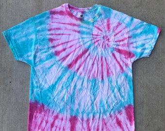 Spiral Homegrown Tie Dye