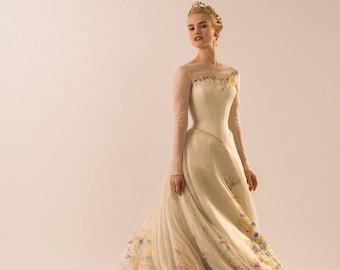 29df412991 Cinderella 2015 Movie Wedding Dress