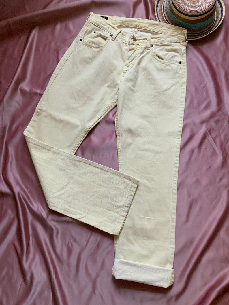 Second Hand jeans Vintage Man original LEE trousers