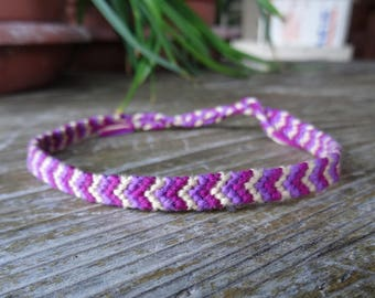 Friendship Bracelet anklet