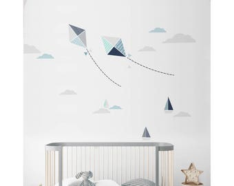 WALLSTICKER KITES