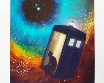 Doctor Who and the TARDIS