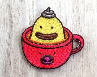 You're My Cup Of Tea Iron On Patch
