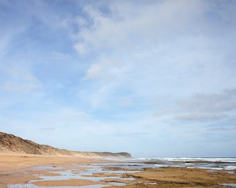 Beach/melbourne/victoria/beach image/barwon heads/surf/rock pools/sand/sky/beach print/surf beach/13th beach/surf coast/ocean/waves/dunes