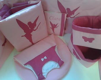 TO order set fairy theme baby room