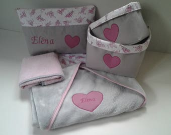 TO order set baby girl accessories