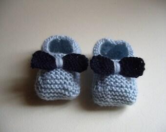 Little Alexis Baby booties