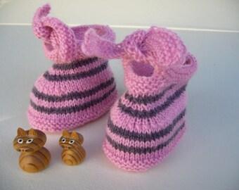 Little Sandy Baby booties