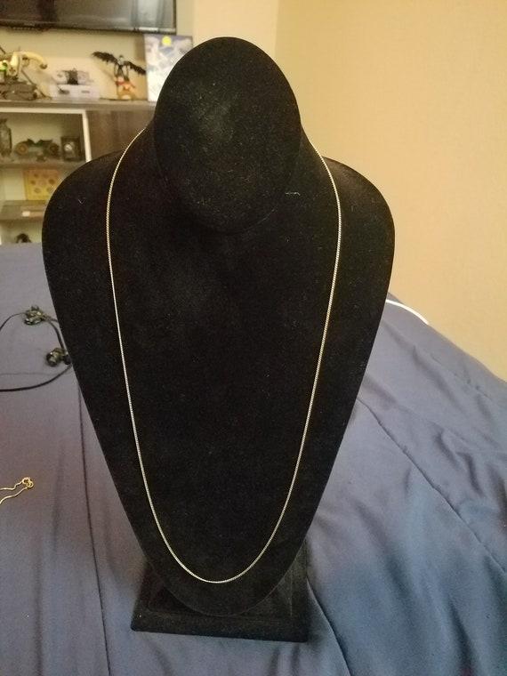 14k cuban link necklace