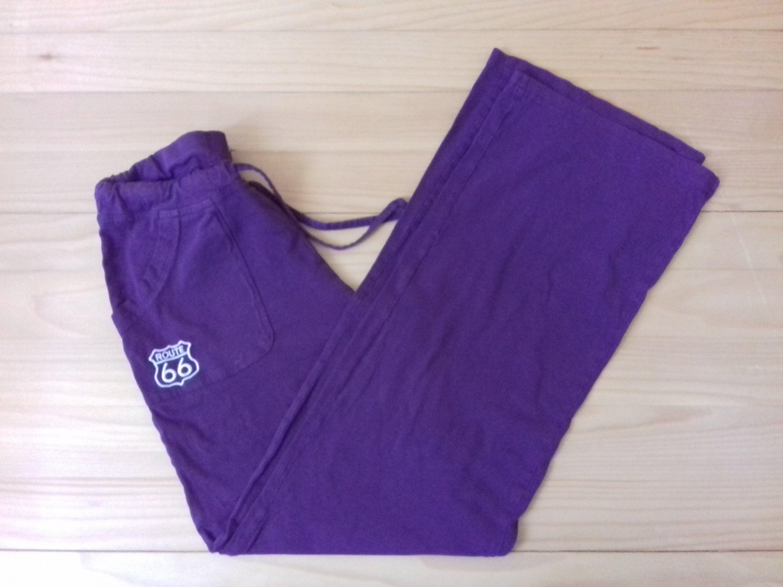 Route 66 Sweatpants Sweat Suit Tracksuit for Women Purple  ecc62918b43f