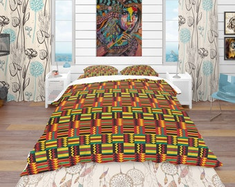 African Bedding Etsy
