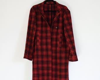 Miles wool blazer