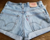 Levi 39 s Shorts Cutoffs Jean