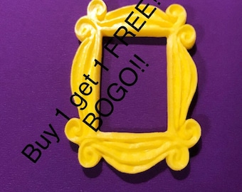 Friends Tv Show Frame Friends Peephole Frame Friends Yellow Door Frame Gift  For Her Best Friend Gift Mom Gift Gift For Him