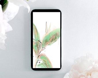 floral wallpaper for smart phone wallpaper watercolor flowers plants