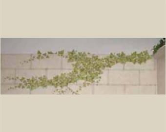 129 Cascading Ivy