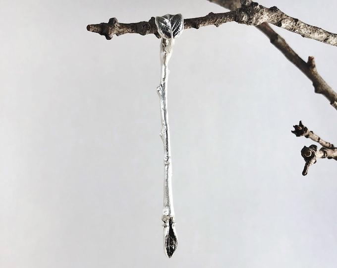 mini twig pen(dant)