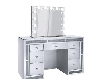 Vanity Mirror Set Etsy