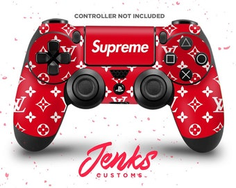 9a4d0767f328 Supreme x LV Inspired Controller Skin - PS4
