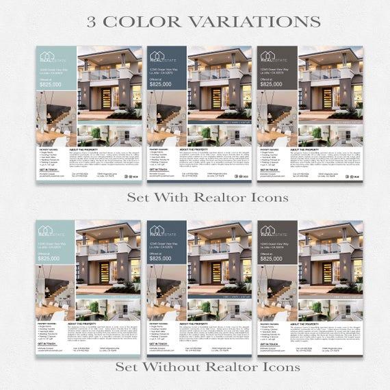 3 Brochure Boxes Real Estate literature boxes