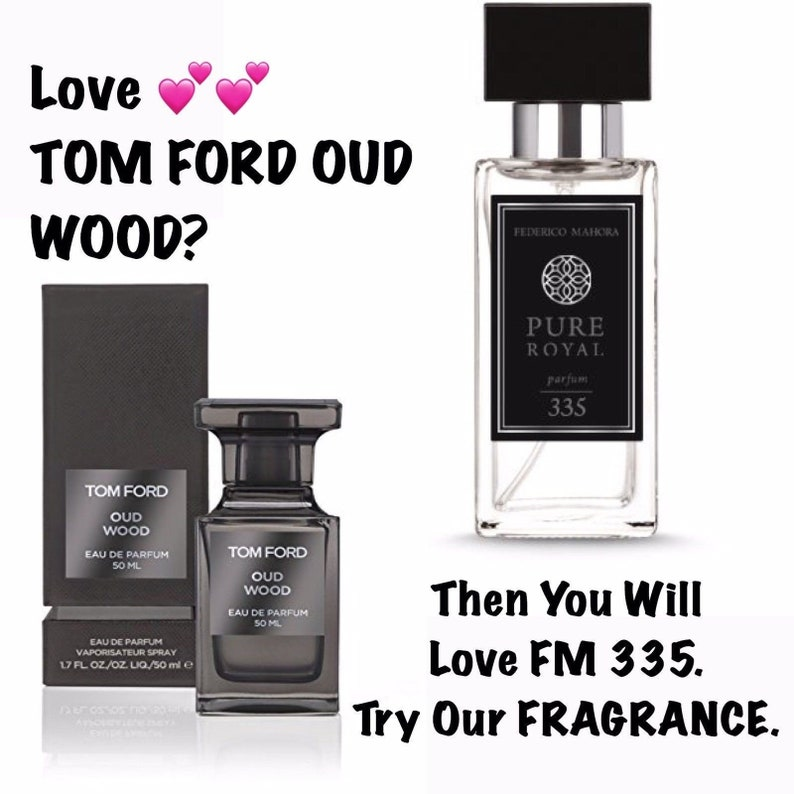 Sale 335 Parfum Similar To Tom Ford Oud Wood Perfume Etsy