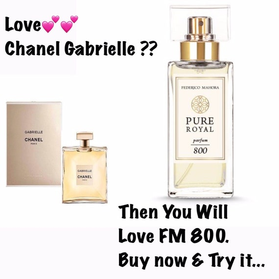 Sale 800 Parfum Similar To Chanel Gabrielle Perfume Etsy