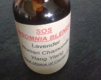 Serenity Oil Shop's Insomnia Essential Oil Blend