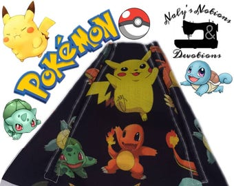 Pokemon shift boot cover | Pikachu | Charizard | Charmander | Squirtle | Bulbasaur etc. | Choice of thread color