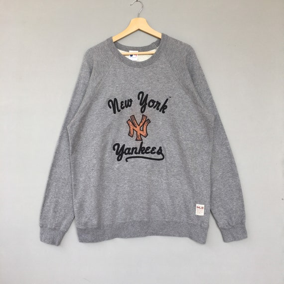 Rare!! Vintage New York Yankees Sweatshirt / World