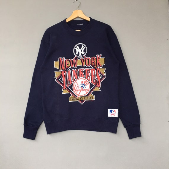 Rare!! Vintage 80s New York Yankees Sweatshirt / W